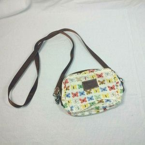 American Eagle outfitters crossbody bag butterfly